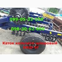 КАТОК Ккш-6 максимально функциональность в поле Каток кольчато-шпоровый ККШ-6 - Кольчато