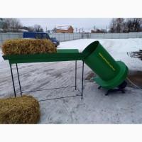 Измельчитель соломы промышленный ИСП-1000