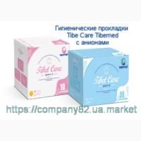 Гигиенические прокладки с Анионами Tibe Care Tibemed, производство 2020 года Китай