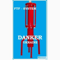 Фильтр самоочищающийся с системой самоочистки Danker