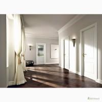 Двери белые классика