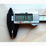 Супермагнит неодимовый 2 х 20 мм ранг N 35 NdFeB