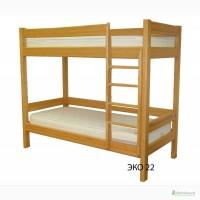 Кровать двухъярусная. Кровать от производителя. Кровать недорого