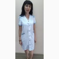 Медицинский женский халат Рондо