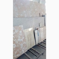 Мрамор единственный и неповторимый в складе. Наиболее низкая цена Слябы, плитка и полосы