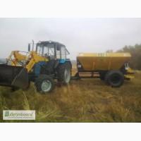 Фронтальный погрузчик Борекс МТЗ-82 КУН