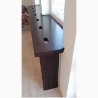 Деревянный подоконник. Изготовление, доставка и монтаж подоконника