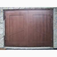 Металлические гаражные ворота