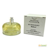 Burberry Weekend For Woman парфюмированная вода 100 ml. (Тестер Барберри Уикенд Фо Вумен)