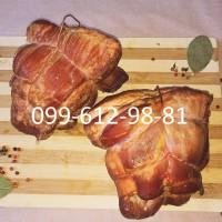 Копченое мясо / мясные чипсы