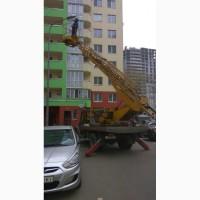Автовышка киев почасово. Аренда спецтехники по выгодной цене Киев